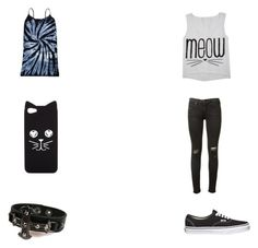 """""""Hanging Out"""" by sydneyanddomoforever ❤ liked on Polyvore featuring art"""