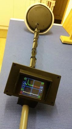 Eco Friendly Metal Detector - Arduino - Very Best Of electronics drawing - DIY Electronics Gadgets, Electronics Projects, Electronics Storage, Electronics Accessories, Geek Gadgets, Petit Camping Car, Whites Metal Detectors, Gold Detector, Bees And Wasps