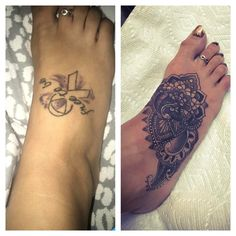 Trendy Ideas Tattoo Foot Cover Up Trendy Ideas Tattoo Foot Cover Up – foot tattoos for women Cover Up Tattoos For Women, Tattoo Cover Up, Tattoos For Women Flowers, Foot Tattoos For Women, Tattoos For Guys, Foot Tattoos Girls, Trendy Tattoos, Cool Tattoos, Los Mejores Tattoos
