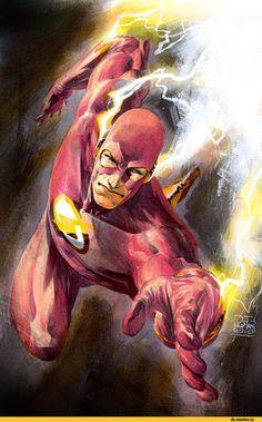 DC-Comics-фэндомы-The-Flash-827822.jpeg (709×1126)