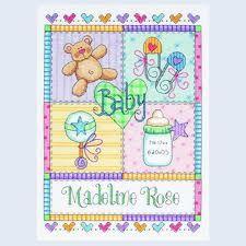 cross stitch baby boy - Google zoeken