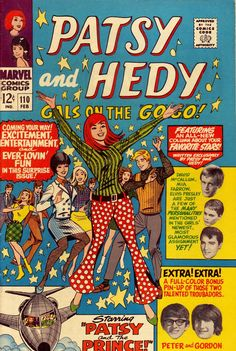 Patsy & Hedy • Gals on the Go-Go (1967)