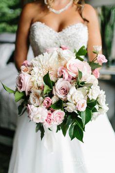 Stunning Wedding Bouquet - Jennifer Van Son Photography