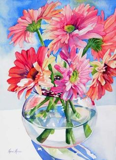 Marni Maree...... how to paint water?? study
