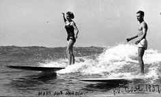 LEGENDARY SURFERS: Mary Ann Hawkins
