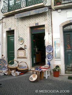 おみやげ屋さん/Evora, Portugal. Portugal, Patio, Outdoor Decor, Travel, Home Decor, Viajes, Decoration Home, Terrace, Room Decor