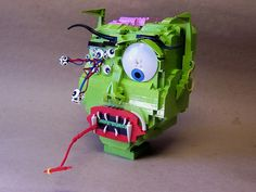 Ugly LEGO by monsterbrick
