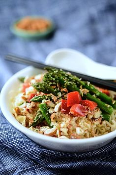 Healthy Two Minute Noodles
