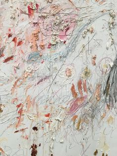 """justanothermasterpiece: """" Cy Twombly. """""""