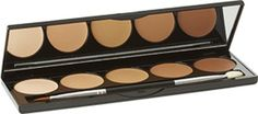 Jolie Cream Contouring Palette 5 Shade - Light or Dark (Light) * You can get additional details at the image link. (This is an affiliate link and I receive a commission for the sales) Palette Contouring, Contouring And Highlighting, Corrector Makeup, Contour Makeup, Makeup Brush Set, Cat Eye Makeup, Skin Makeup, Best Makeup Brushes