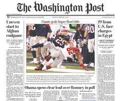 The Washington Post News Sites, The Washington Post, Obama, World, The World