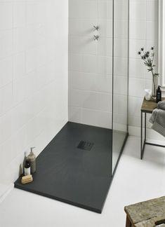 97 Most Popular Bathroom Shower Makeover Design Ideas, Tips to Remodeling It Cibuta West Lafayette Contemporary Shower Remodel 3 Bad Inspiration, Bathroom Inspiration, Bathroom Ideas, Bathroom Renovations, Bathroom Showers, Bathroom Designs, Bathroom Storage, Bathroom Colors, Bathroom Cabinets