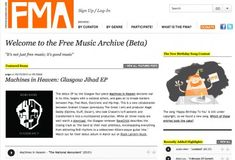 The iconic resource for free music, podcast safe and royalty free music for video. Free Music Archive, Royalty Free Music, Music Download, Best Sites, Short Film, Good Music, Music Videos