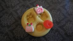 Cake and Candy Molds, Silicone Mold, Molds, Baking Molds, Jewelry Molds, Cake Molds, Cake Pops, Charms, Jewelry, Gifts, Putty, Cupcake Molds