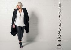 www.harlowstore.com Fall Winter, Autumn, Australian Fashion, Leather Leggings, Fashion Lookbook, Duster Coat, Plus Size, Denim, Chic
