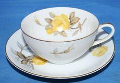 Sango Cottilion  Our wedding china.  Originally Grandma's.
