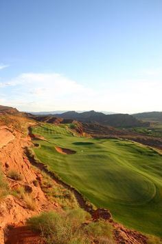 Golf Sand Hollow, Photo credit: St George Tourism Office: