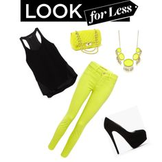 """The Look for Less: July Edition"" by animihaylova on Polyvore"