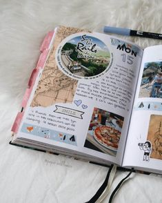 Using your undated planner as a wedding journal and planner! + Free Mood Board printable and Memory Prompt Travel Journal Scrapbook, Bullet Journal Travel, Bullet Journal Art, Bullet Journal Ideas Pages, Bullet Journal Inspiration, Art Journal Pages, Bullet Journals, Travel Journal Pages, Memory Journal
