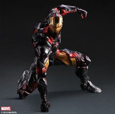 Marvel Comics Variant Play Arts Kai - Iron Man [Pre-order]