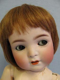 "18"" FRANZ SCHMIDT c1910 Flirty 1295 FS Breather CHARACTER TODDLER Antique Doll eBay Image Hosting at www.auctiva.com"