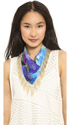 ROARKE new york Fringe Necklace on ShopBop