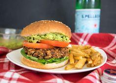 The Perfect Veggie Burgers