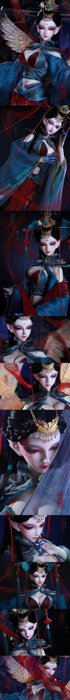 BJD Vermilioan Bird*Tanyue 69cm Limited Doll Boll-jointed doll_68-75cm dolls_LOONG SOUL_DOLL_Ball Jointed Dolls (BJD) company-Legenddoll