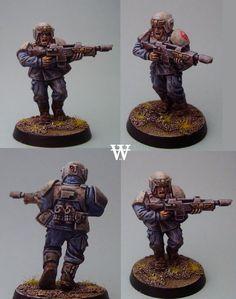 Cadians, Guard, Guardsmen, Imperial