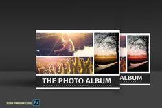 Multipurpose Photo Album Catalog by Madhabi Studio on @creativemarket