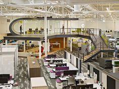 One Workplace Headquarters by Blitz, Santa Clara - California