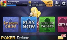 Texas Hold'em Poker Deluxe game #Texas #Hold'em #Poker #Deluxe #games #Apps