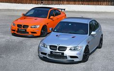 2014 G-Power BMW M3 GTS and CRT