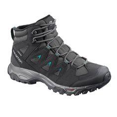Hiking Sport di Montagna - Scarpe donna MELTON MID SALOMON - Trekking 4b8fda282fd