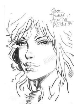 Aaricia Comics Pdf, Bd Comics, Bilal, Ligne Claire, Morris, Small Art, Comic Art, Tatoos, Photo Art