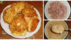 Vláčne kuracie lievacie Czech Recipes, Lchf, Chicken Recipes, French Toast, Pork, Menu, Cooking Recipes, Cheese, Food And Drink