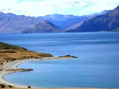 Discover the world through photos. Central Otago, Gods Creation, South Island, New Zealand, Tours, Spaces, World, Awesome, Water