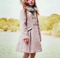 f958f02e Girls Monsoon Pink Sophia Fur Childrens Dress Winter Jacket Coat 3 - 13  Years #Monsoon #BasicCoat #CasualPartySmart