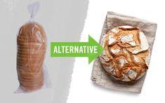 Brot besser vom Handwerksbäcker als aus dem Discounter
