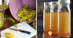 Dnes vám prinášame unikátny recept na výrobu liečivého púpavového oleja. Je to veľmi jednoduché, rýchle a jeho účinky sú neoceniteľné!