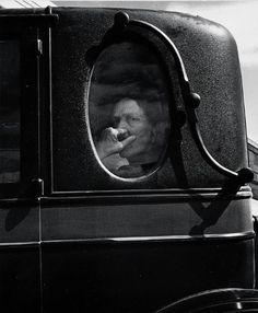Dorothea Lange :: Funeral Cortege, 1938 [related pin :: https://www.pinterest.com/pin/159596380521989953/]