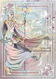 Sailor Cosmos by Teo-Hoble.deviantart.com on @deviantART