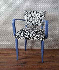 Cottage Chic Chair - Accent Chairs - French Country Chair - Reading Chair - Painted Furniture - Upholsters - Arm Chair - Pair of Chairs by AntiquatedRevolution on Etsy https://www.etsy.com/listing/201269458/cottage-chic-chair-accent-chairs-french