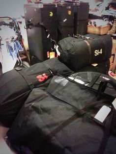...and SI Swim are packed for the next location...