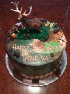 OMFG!!! No way hunting and it says charles!! My baby boys name!! Love it!