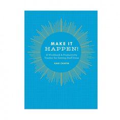 Make it Happen notitieboek