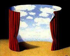 René Magritte - Les Mémoires d'un saint - 1960