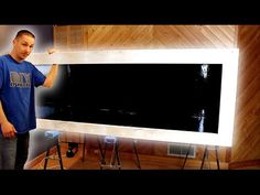 HOW TO: Build a plywood aquarium | Part 2 | Water proofing TUTORIAL - YouTube