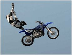 FMX Championship Motocross - FREE with paid gate admission on Monday, August 12 at 8 pm