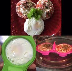 Essa é mais uma receita de muffin que preparei com o EggFit, venham aprender!